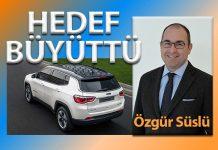 Alfa Romeo ve Jeep, Türkiye pazarı için hedef büyüttü!