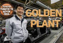 Toyota'nın Türkiye'deki Fabrikası bölgenin en iyi fabrikası