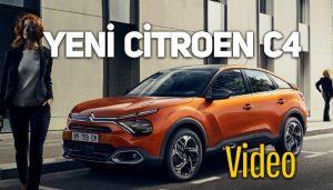 Citroën, tamamen elektrikli yeni ë-C4 ve yeni C4