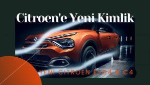 Elektrikli, benzinli ve dizel olmak üzere üç yeni Citroen C4 geliyor!