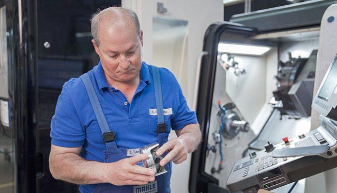 MAHLE'den 3D teknolojisi ile yüksek performanslı alüminyum piston!