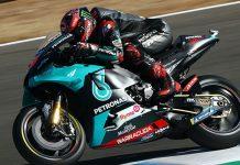Fabio Quartararo'nun kazandığı Moto GP'de Yamaha şov yaptı.