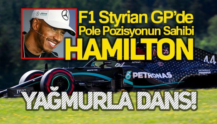 Lewis Hamilton F1 Styrian GP
