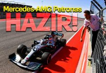 Mercedes-AMG Petronas 2020 Avusturya Grand Prix'si