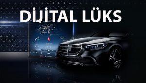 "Yeni Mercedes-Benz S-Serisi""My MBUX"" ile dijital lüks"