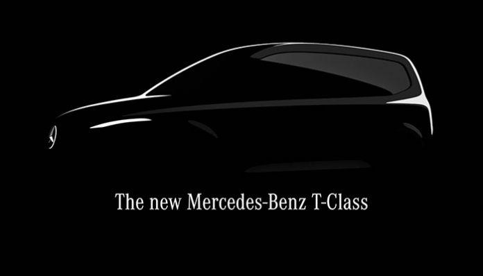 Yeni Mercedes-Benz T-Serisi