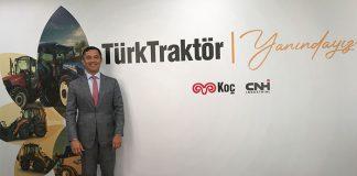 TürkTraktör traktör ihracatı