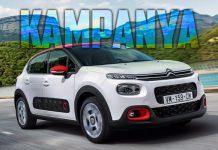 Citroën Türkiye Temmuz kampanya