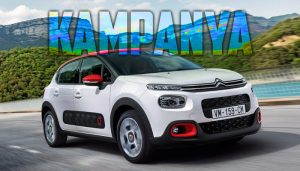 Citroën yeni kampanya