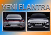 Hyundai Elantra'da sportif N Line versiyonu