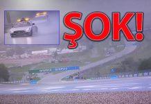 Formula 1 Styrian GP'sinde yağmur ve fırtına şoku!