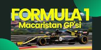 F1 Macaristan GP