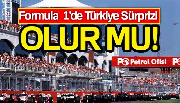Türkiye'nin F1 pisti