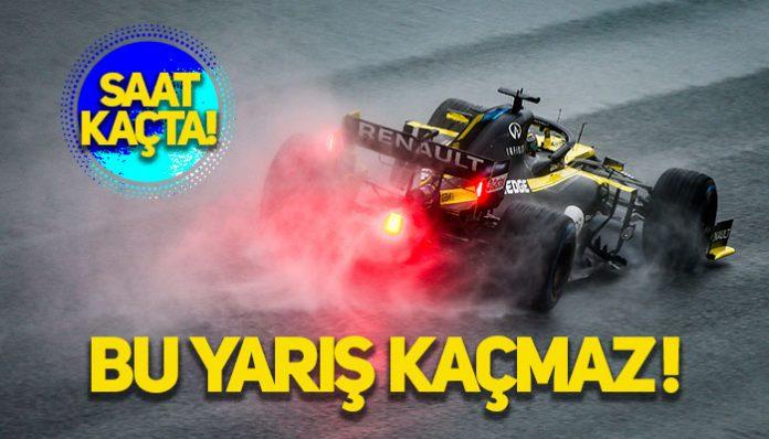Formula1'de 2. hafta heyecanı Avusturya Red Bull Ring'te sürüyor. Bugün start alacak F1 yarışı sat kaçta, hangi TV kanalı canlı yayınlayacak