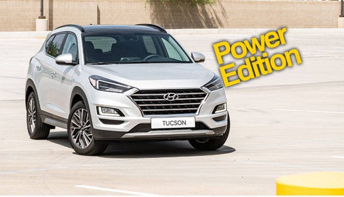 Hyundai Tucson Power Edition