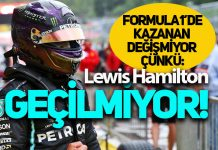 F1'de sezonun 2. yarışı Styria GP'sini Mercedes pilotu Hamilton kazandı