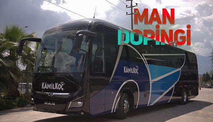 Kamil Koç'tan MAN Lion's Coach'lar ile Business Class'