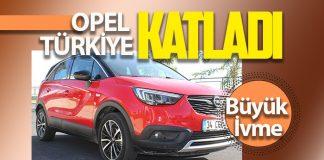 Alman otomobil üreticisi Opel Türkiye, kendini buldu!