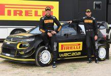 İzmit'te üretilen lastikler WRC için Mikkelsen İtalya'da test edecek!