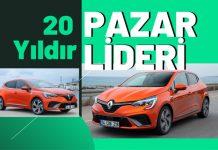 Renault pazar lideri