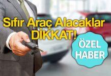 """ODD Başkanı Ali Bilaloğlu; """"Temmuz ayında sıfır araç bollaşacak"""" dedi."""