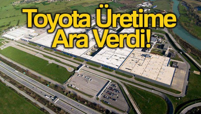 Toyota Türkiye Fabrikası