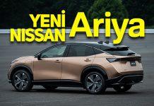 Nissan, Ariya ile yeni bir dönemin kapısını açıyor!