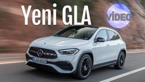 Yeni Mercedes-Benz GLA