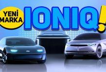 yeni marka IONIQ
