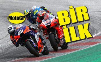 Oliveira, MotoGP Styrian GP'sinde ilk zaferine imza attı!