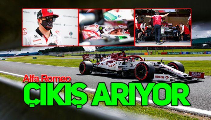 Alfa Romeo Racing ORLEN: Olmak istediğimiz yerden uzaktayız!