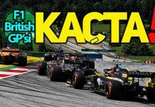 F1 British GP'si canlı yayını saat kaçta, hangi TV kanalında!