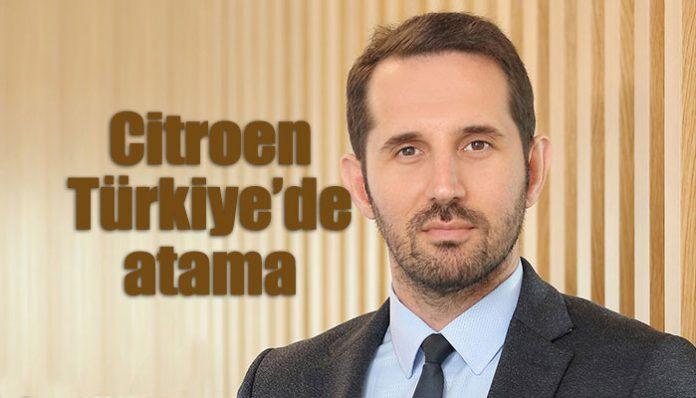Citroen Türkiye'de Fuat Örnek'e yeni görev...