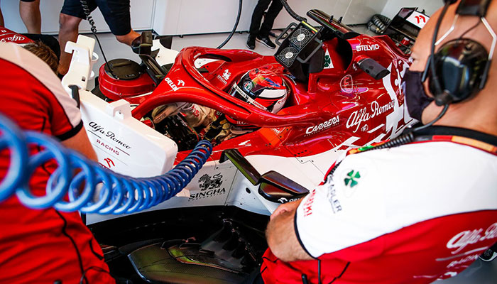 Alfa Romeo Racing 2020