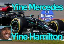 Formula 1 Büyük Britanya GP'sinde pole pozisyon Hamilton'ın!