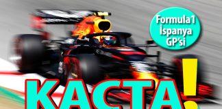 F1 İspanya GP'si saat kaçta, hangi TV kanalı CANLI yayınlayacak!