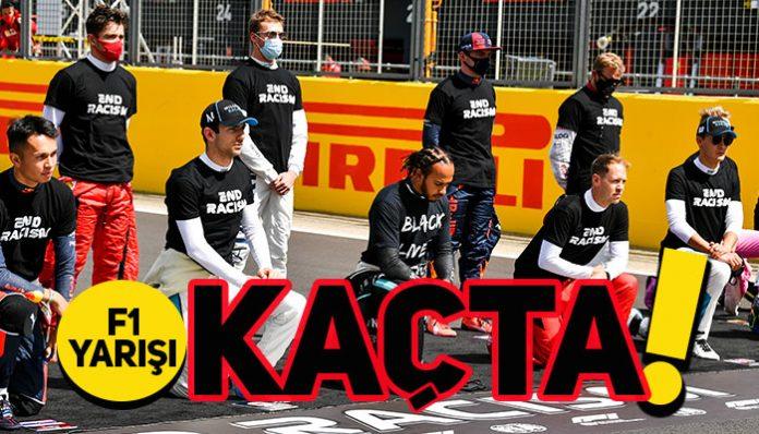 Formula 1 yarışı saat kaçta, hangi kanal canlı yayınlayacak?