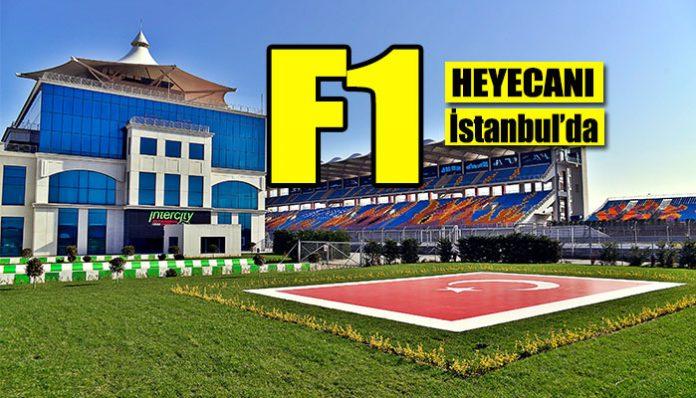 Formula 1 DHL Turkish Grand Prix 2020
