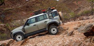 Yeni Land Rover Defender, Goodyear lastiklerle geri dönüyor!