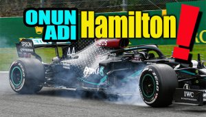 Formula 1 Belçika GP'sinde pole pozisyon Lewis Hamilton'ın!