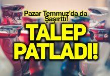 Türkiye otomotiv pazarı