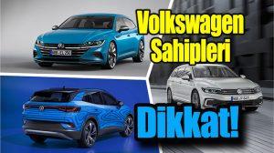 Volkswagen sahipleri Dikkat: işte zorunlu hale getirilen o yağ!