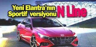 Hyundai Yeni Elantra N Line