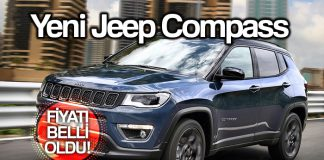 Yenilenen Jeep Compass