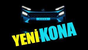 Hyundai Yeni KONA: Daha geniş ve daha sportif