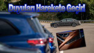 Yeni Mercedes-Benz S-Serisi: