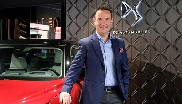 Fransız lüks otomobil markası DS'den İstanbul'a ikinci