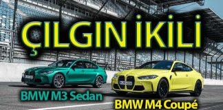 Yeni BMW M3 Sedan ve Yeni M4 Coupé ne zaman gelecek