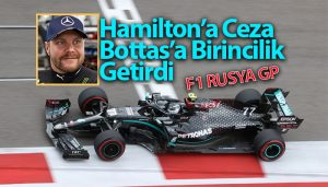 F1 Rusya GP-Bottas