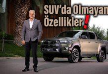 Toyota CEO'su Bozkurt